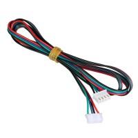 Kabel voor Stappenmotor - JST-XH 4p naar JST-PH 6p Compatible - 100cm