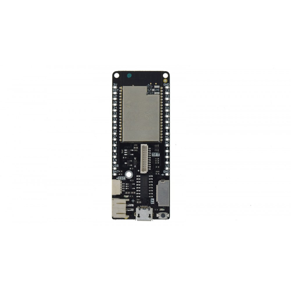 Wemos LOLIN D32 Pro V2 - ESP32 - CH340C - 4MB Flash - 4MB PSRAM