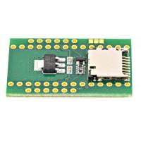 Teensy WIZ820io and Micro SD card Adaptor Board