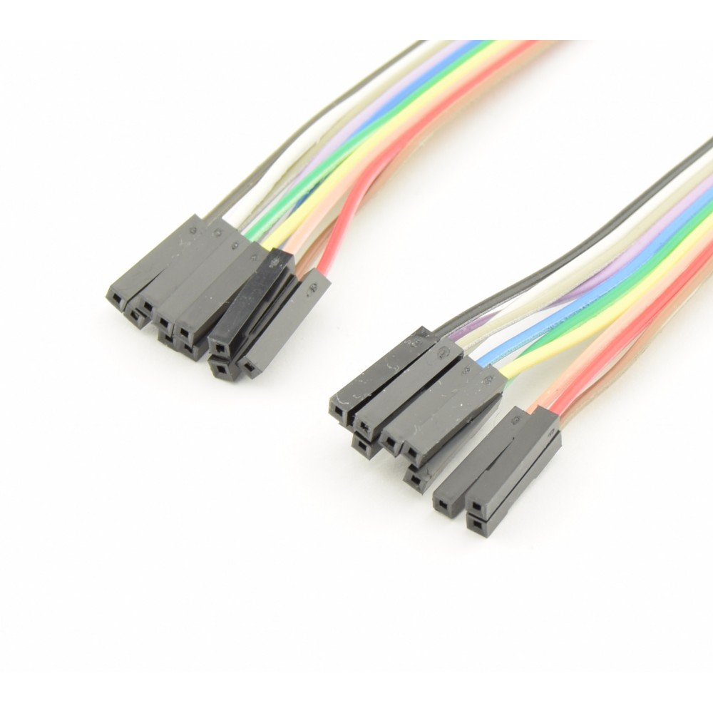 DuPont Jumper wire Female-Female 100cm 10 wires