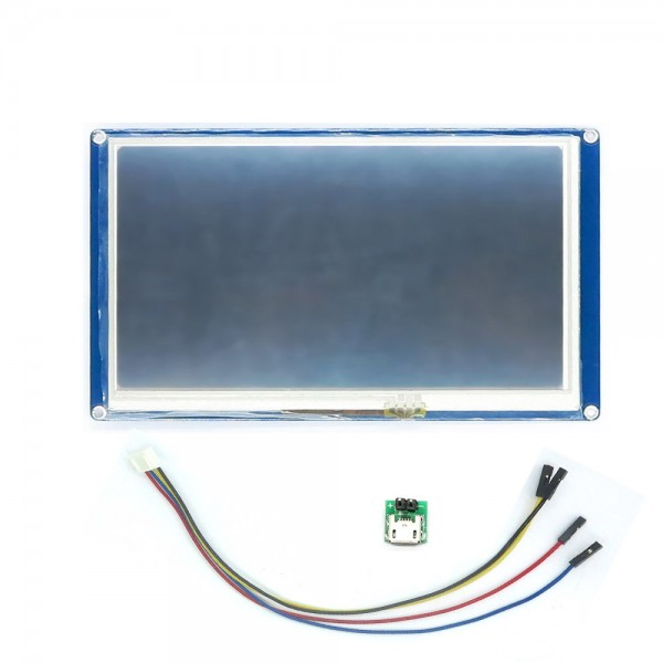 Nextion HMI Display 7 Inch 800x480 with Touchscreen