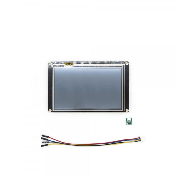 Nextion Enhanced NX8048K050 HMI Display 5 Inch 800x480 with Touchscreen