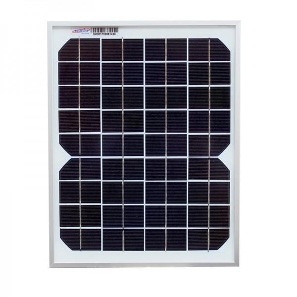 Solar Panel - 18V 560mA - 290x240x18mm