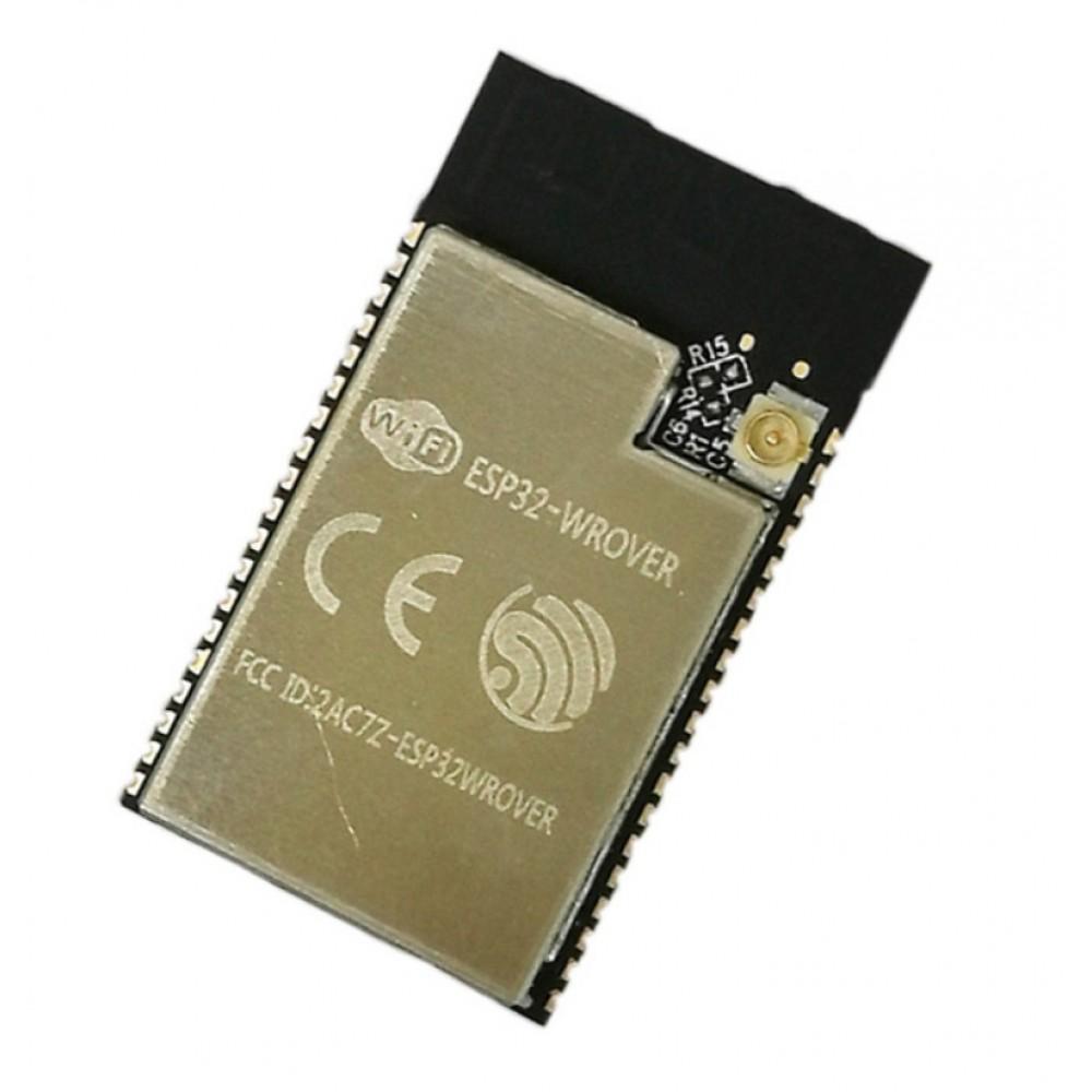 ESP32-WROVER WiFi Module - IPEX Antenna Connector - ESP32-WROVERIPEXANT