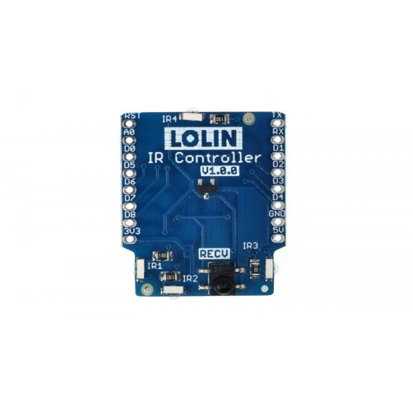 Wemos LOLIN IR Controller Shield voor D1 Mini