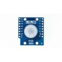 Wemos LOLIN PIR Sensor Shield for D1 Mini