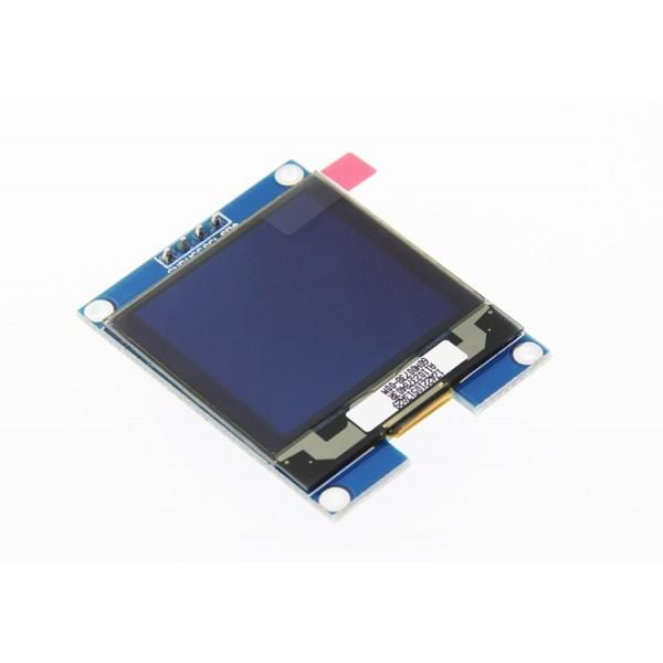 1.5 inch OLED Display 128*128 pixels white - I2C