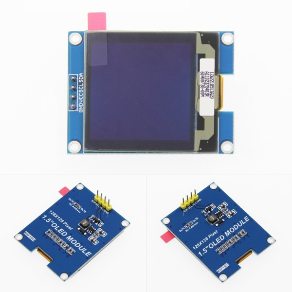 1.5 inch OLED Display 128*128 pixels wit - I2C