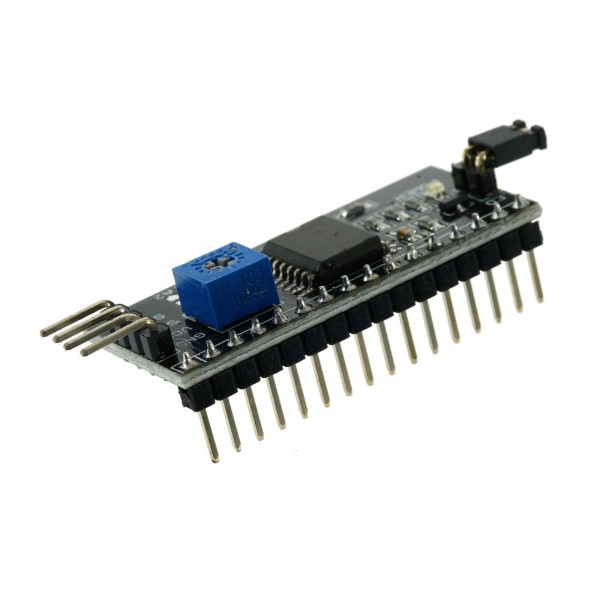 LCD Connection to I2C Module