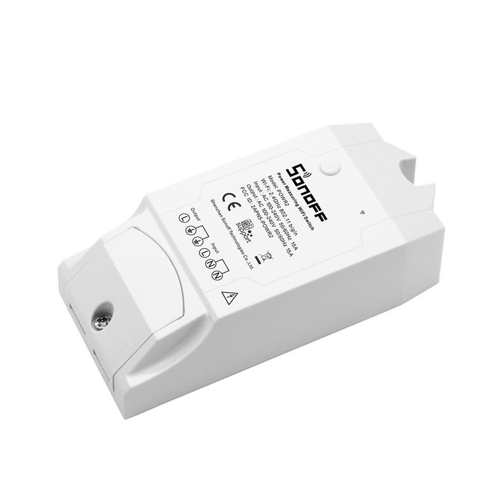 Sonoff POW R2 - WiFi Schakelaar met Energiemeter