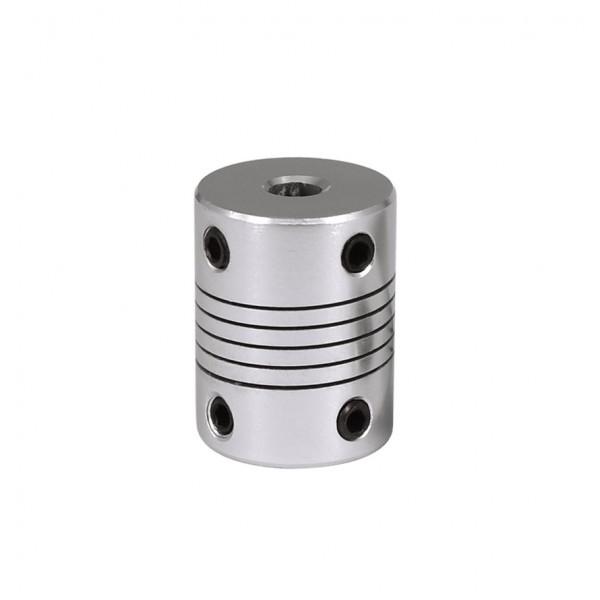 Flexible Motor Coupler - 5mm to 8mm