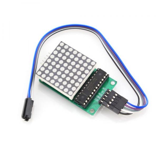 LED Matrix 8*8 with MAX7219 Module