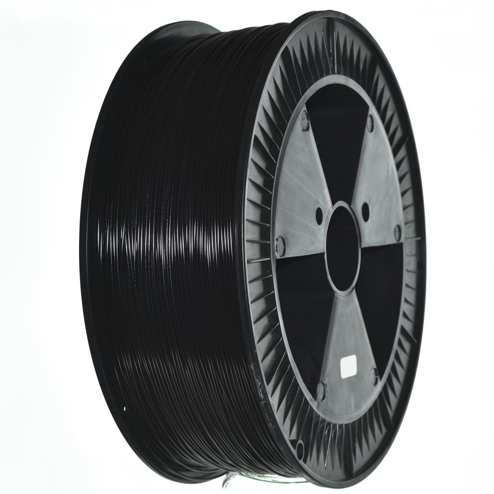 Devil Design ABS+ Filament 1.75mm - 2kg - Zwart