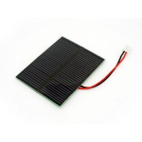 Seeed Studio Solar Panel - 5.5V 100mA - 55x70mm - with JST-PH connector