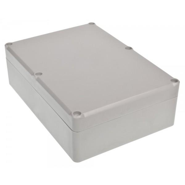 Kradex Enclosure 176x126x57mm - IP65 - Grey - Z74JH TM ABS