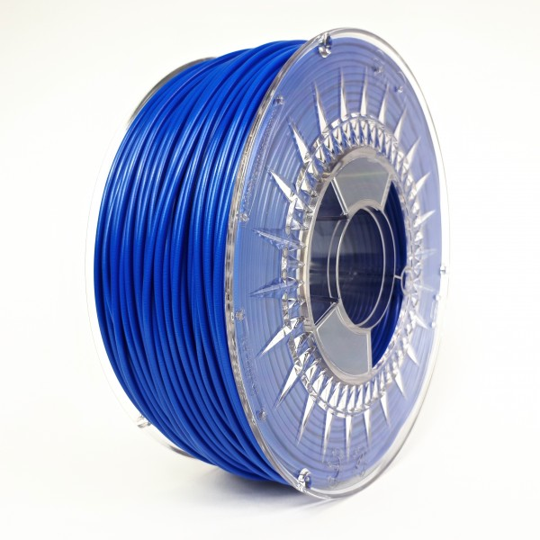 Devil Design ABS+ Filament 2.85mm - 1kg - Super Blue