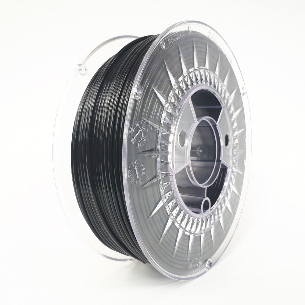 Devil Design PLA Filament 2.85mm - 1kg - Zwart