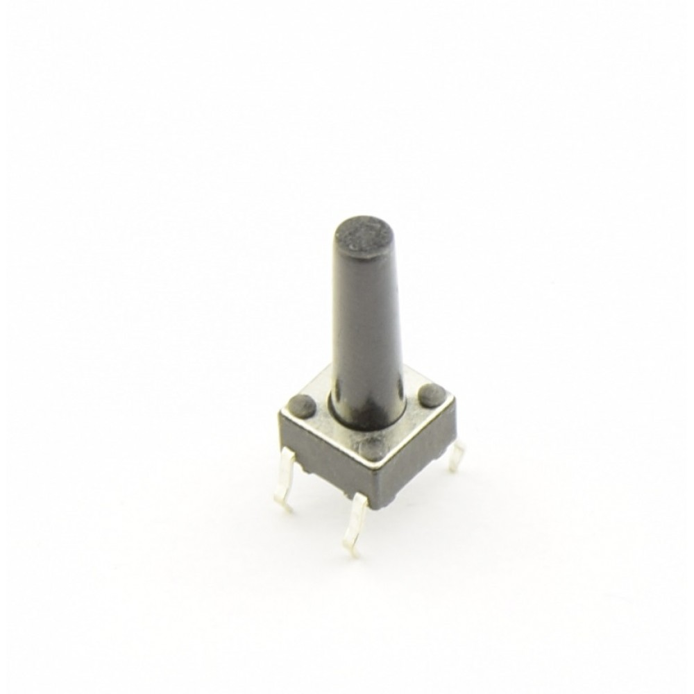 Tactile Pushbutton Switch Momentary 4pin 6*6*15mm