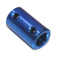 Fixed Motor Coupler - 8mm to 8mm