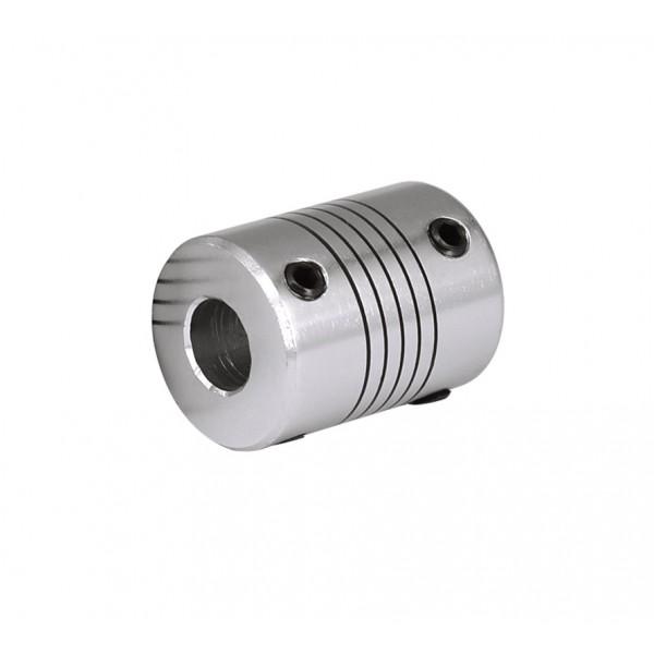 Flexibele Motorkoppeling - 8mm naar 8mm