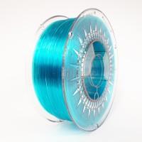 Devil Design PETG Filament 1.75mm - 1kg - Blauw Transparant