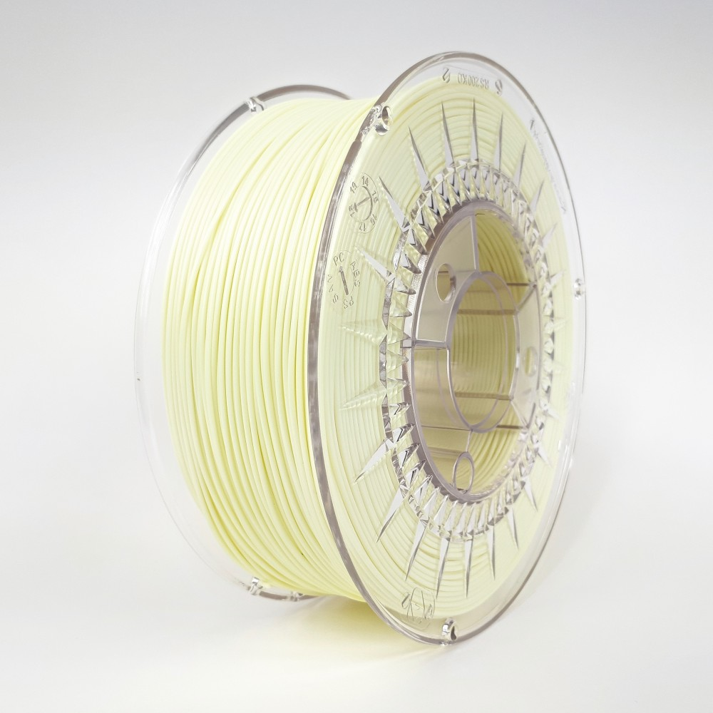Devil Design PLA Filament 1.75mm - 1kg - Vanille
