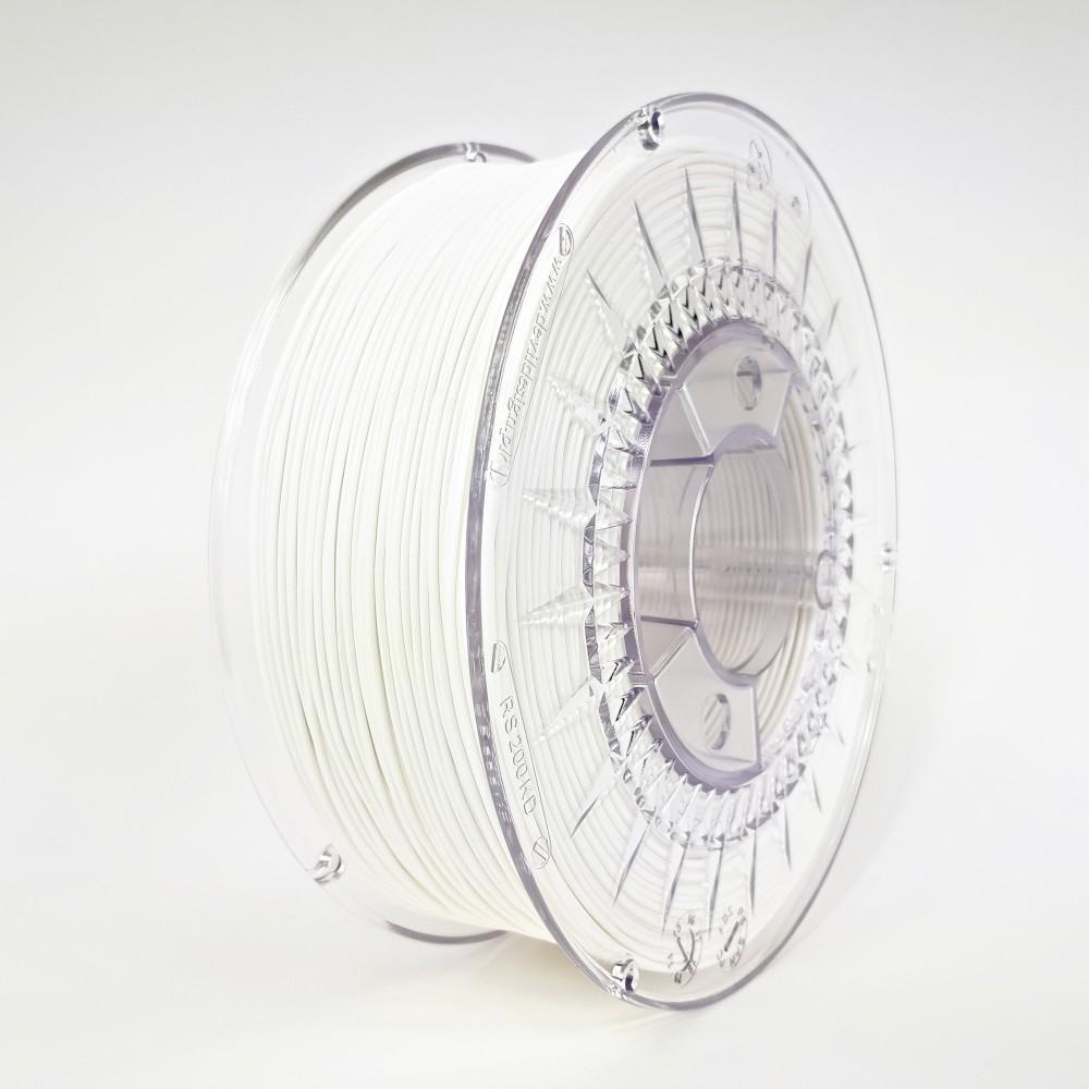 Devil Design TPU Filament 1.75mm - 1kg - Wit