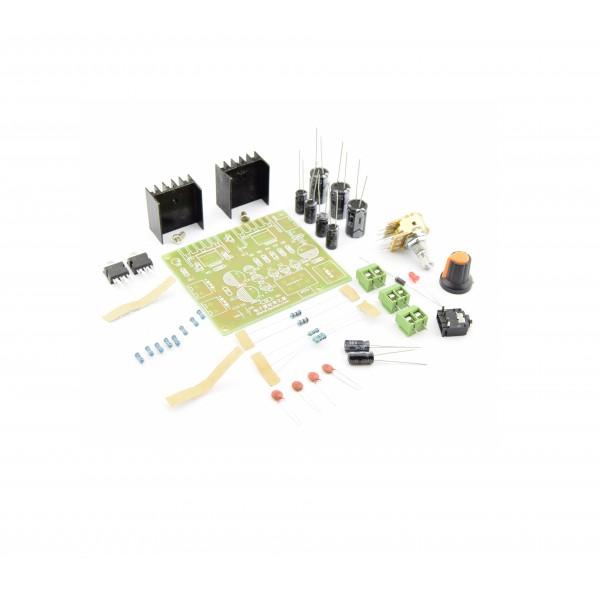 TDA2030 2x14W Audio Versterker - DIY Kit