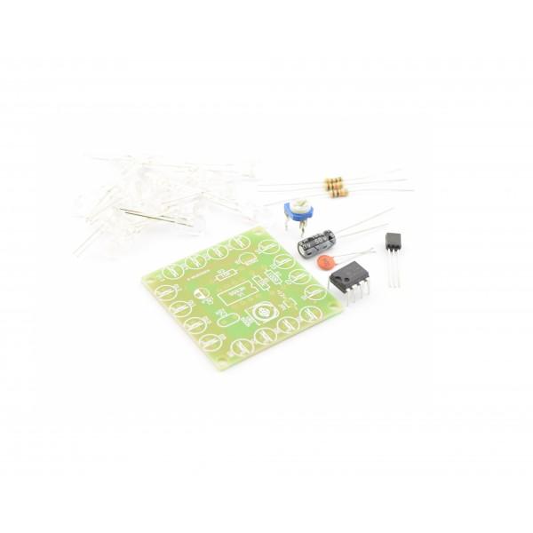 NE555 LED Knipper Module - DIY Kit
