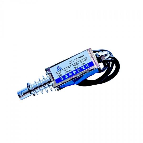 Solenoid Push-Pull 6V 300mA - JF-0530B