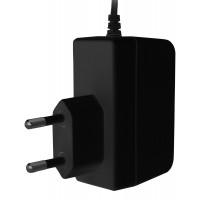 Raspberry Pi Micro USB Voeding - 5.1V 2.5A - Zwart - T6716DV