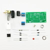 LM317 Adjustable Voltage Converter Module - Standard Potentiometer - DIY Kit