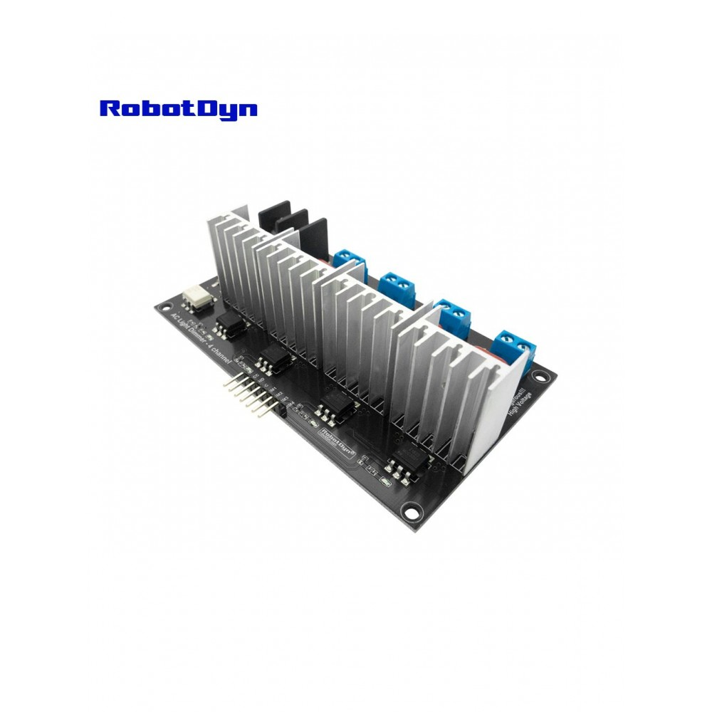 RobotDyn Thyristor AC Dimmer 3.3-5V - 4 Channel