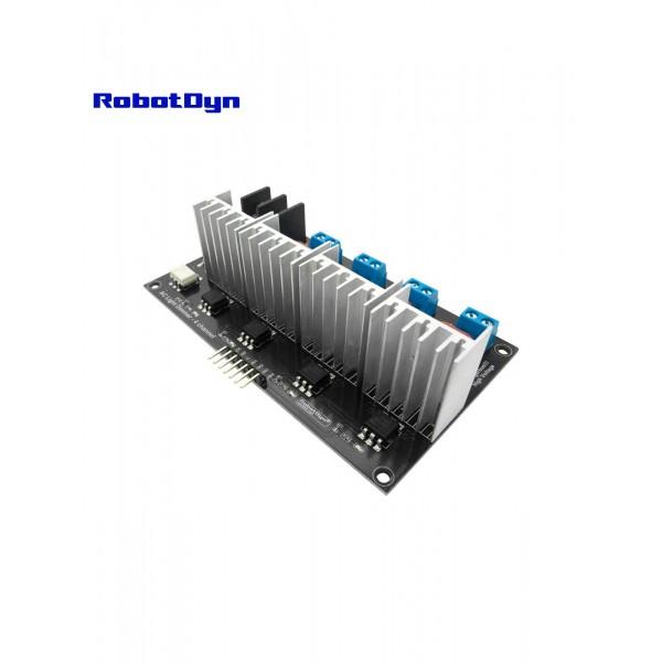 RobotDyn AC Dimmer 3.3-5V - 4 Channel