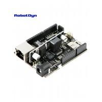 RobotDyn Leonardo ETH V2 with W5500 Ethernet - PoE