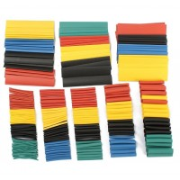 Heat shrink tubing Kit - Coloured