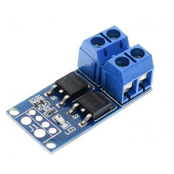 High Power MOSFET Module 5-36V 15A