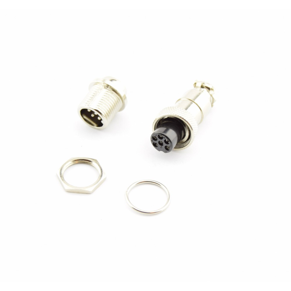 GX12-6 Connector Set