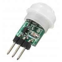 IR Pyroelectric Infrared PIR Motion Sensor Detector Module - Mini