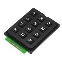 Keypad 3x4 Matrix - Membrane