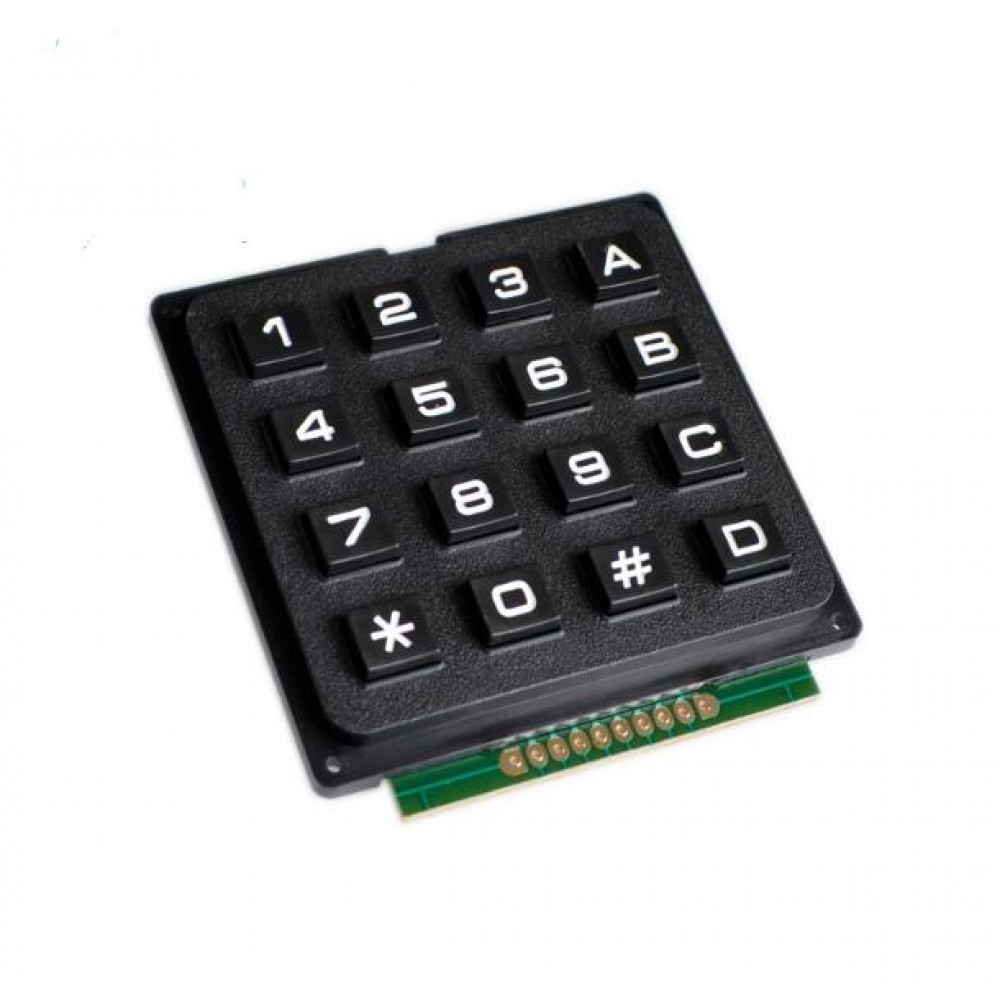 Keypad 4x4 Matrix - Membraan