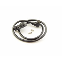Micro USB Extention Cable with Mount and Angle 50cm