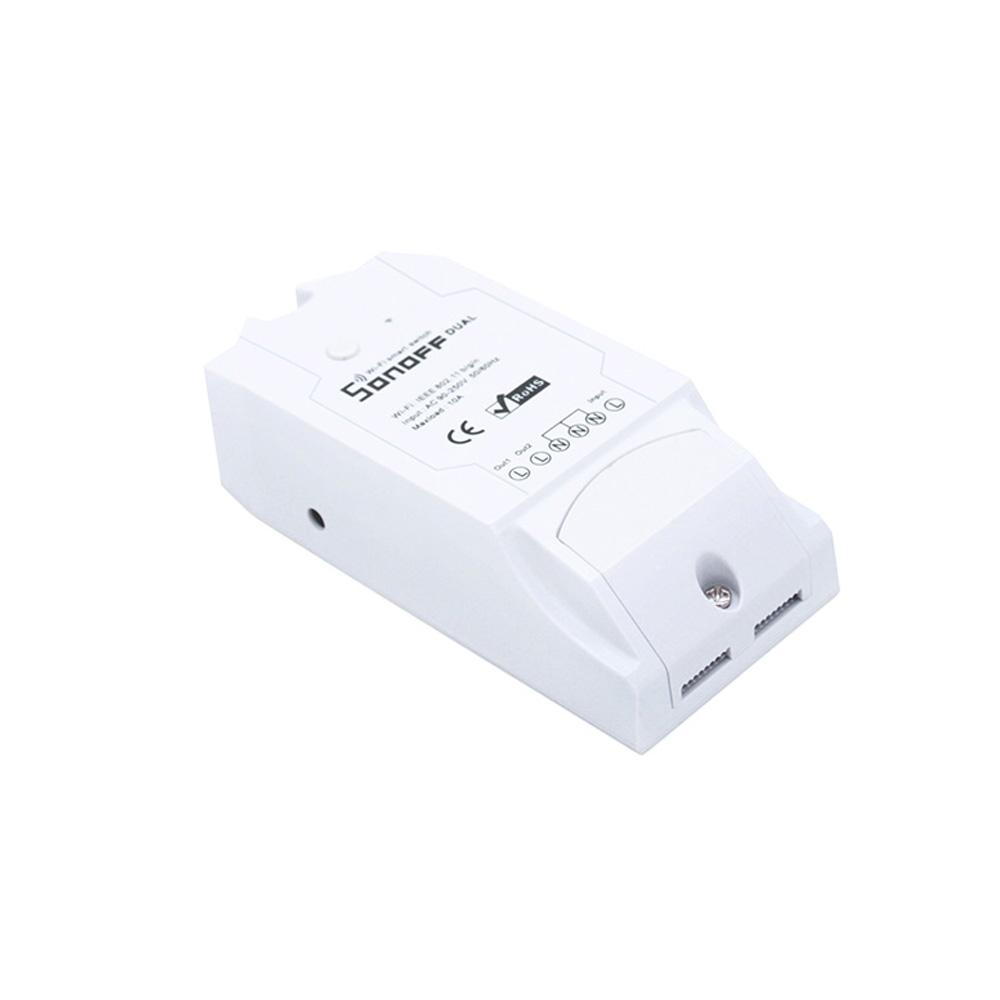 Sonoff Dual - WiFi Schakelaar - ESP8266/ESP8285