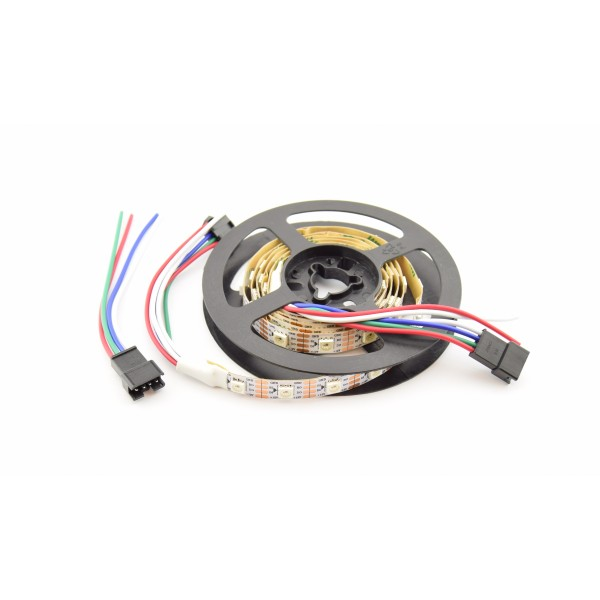 WS2815 Digitale 5050 RGB LED Strip - 60 LEDs 1m