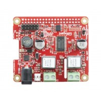 JustBoom Raspberry Pi Amp HAT - TAS5756 2x30W