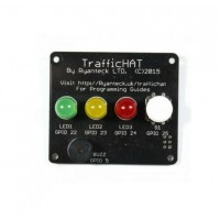 Ryanteck Raspberry Pi Traffic HAT - DIY Kit
