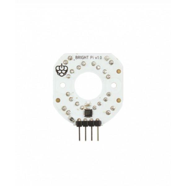 Pi Supply Raspberry White and IR Camera Light Module - DIY Kit