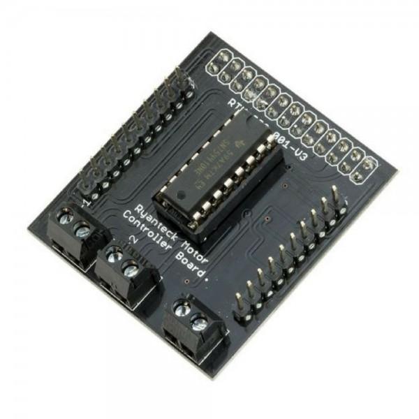 Ryanteck Raspberry Pi Motor Controller HAT - 12V 1A