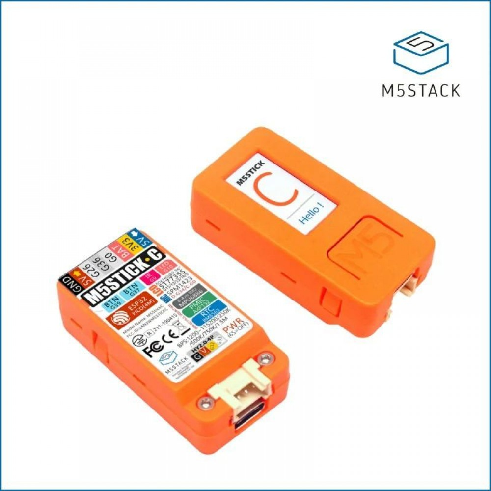 M5STACK M5StickC - ESP32 Development Board