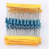 10Ω-1MΩ Resistor Set - 2 Watt